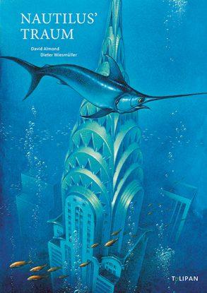 Cover: David Almond, Nautilus' Traum