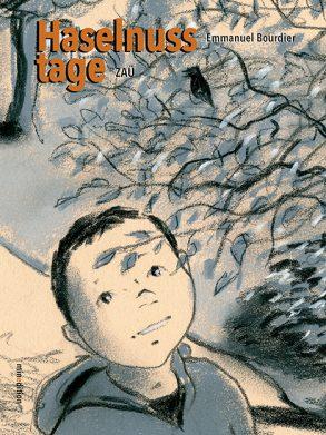 Cover: Emmanuel Bourdier, Haselnusstage