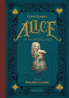 Cover: Lewis Carroll, Alice im Wunderland