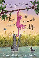 Cover: Carlo Collodi, Pipi, der kleine rosarote Affe