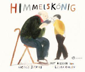 Cover: Nicola Davies, Himmelskönig