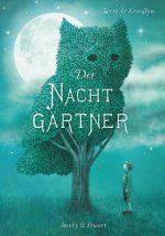 Cover: Eric Fan, Der Nachtgärtner