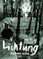 Cover: Antonia Kühn, Lichtung