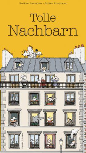 Cover: Hélène Lasserre, Tolle Nachbarn