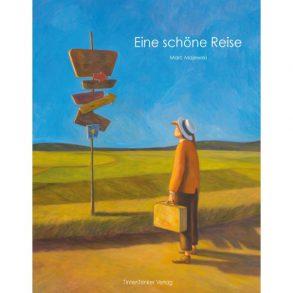 Cover: Marc Majewski, Eine schöne Reise