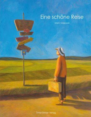 """Cover Majewski """"Eine schöne Reise"""""""