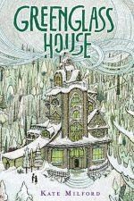 Cover: Kate Milford, Greenglass House