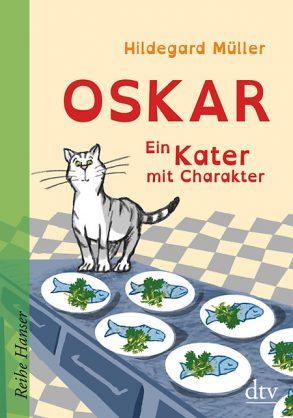 Cover: Hildegard Müller, Oskar. Ein Kater mit Charakter
