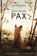 Cover: Sara Pennypacker, Mein Freund Pax