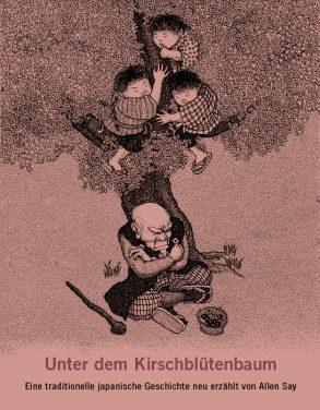 Cover: Allan Say, Unter dem Kirschblütenbaum