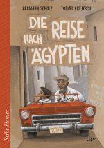 Cover: Hermann Schulz, Die Reise nach Ägypten