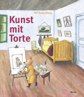 Cover: Thé Tjong-King, Kunst mit Torte