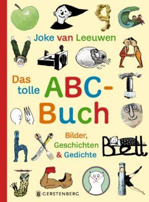 Cover: Joke van Leeuwen, Das tolle ABC-Buch - Bilder, Geschichten und Gedichte