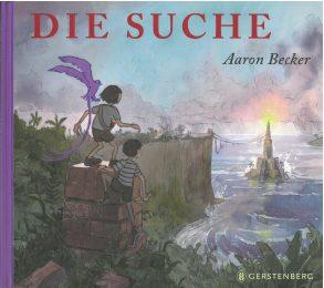 Cover: Aaron Becker, Die Suche