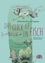 Cover: Melba Escobar de Nogales, Das Glück ist ein Fisch