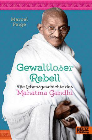 Cover. Marcel Feige, Gewaltloser Rebell