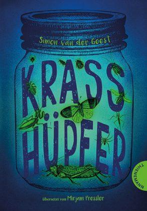 Cover: Simon van der Geest, Krasshüpfer