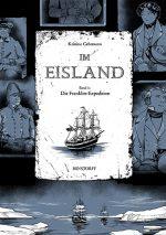 Cover: Kristina Gehrmann, Im Eisland