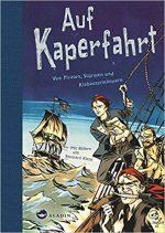 Cover: Nikolaus Hansen, Auf Kaperfahrt