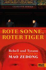 Cover: Charlotte Kerner, Rote Sonne, roter Tiger
