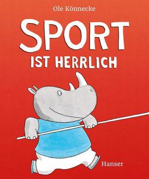 Cover: Ole Könnecke, Sport ist herrlich