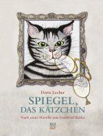 Cover: Doris Lecher, Spiegel, das Kätzchen