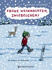 Cover: Frida Nilsson, Frohe Weihnachten, Zwiebelchen!