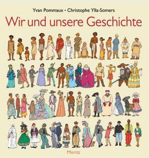 Cover: Christophe Ylla-Somers, Yvan Pommaux, Wir und unsere Geschichte