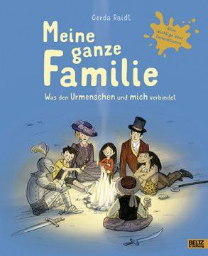 Cover: Gerda Raidt, Meine ganze Familie