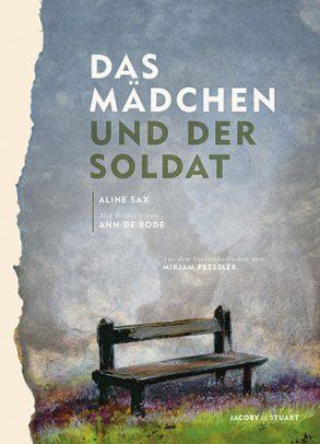 Cover: Aline Sax, Das Mädchen und der Soldat
