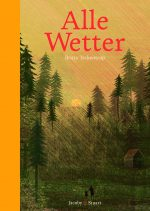 Cover: Britta Teckentrup, Alle Wetter