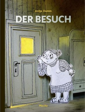 Cover: Antje Damm, Der Besuch