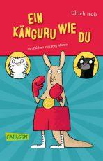 Cover: Ulrich Hub, Ein Känguru wie du