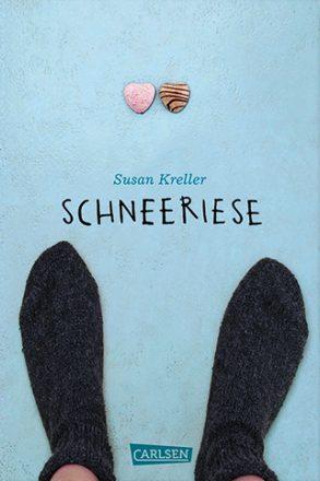 Cover: Susan Kreller, Schneeriese
