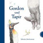Cover: Sebastian Meschenmoser, Gordon und Tapir