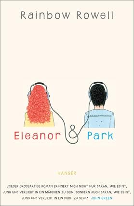 Cover: Rainbow Rowell, Eleanor & Park