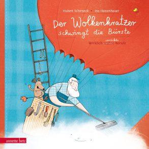 Cover: Hubert Schirneck, Der Wolkenkratzer schwingt die Bürste