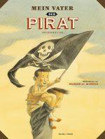 Cover: Davide Calì, Mein Vater der Pirat