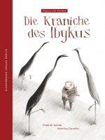 Cover: Friedrich Schiller, Die Kraniche des Ibykus