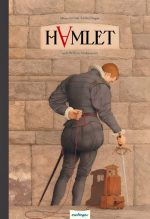 Cover: Jan Holm, Hamlet.