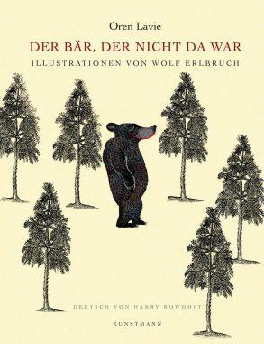 Cover: Oren Lavie, Der Bär, der nicht da war
