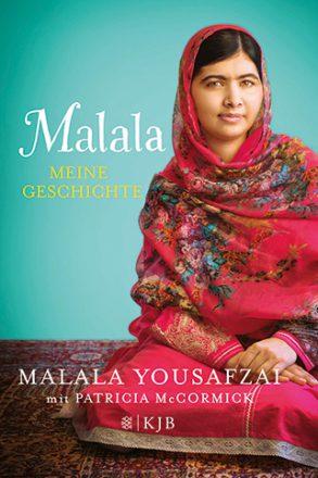 Cover: Malala Yousafzai / Patricia McCormick, Malala – Meine Geschichte