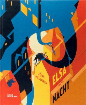 Cover: Jöns Mellgren, Elsa und die Nacht