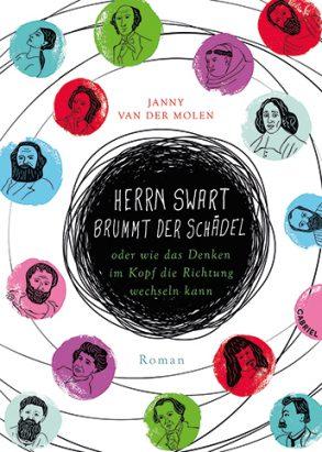 Cover: Janny van der Molen, Herrn Swart brummt der Schädel