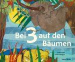 Cover: Saskia Hula; Bei 3 auf den Bäumen