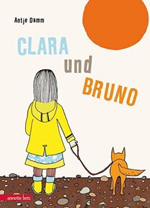 Cover: Antje Damm; Clara und Bruno