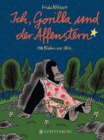 Cover: Frida Nilsson; Ich, Gorilla und der Affenstern