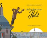 Cover: David Merveille; Hallo Monsieur Hulot