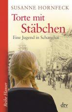 Cover: Susanne Hornfeck; Torte mit Stäbchen