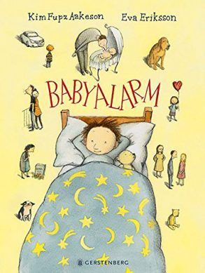 Cover: Kim Fupz Aakeson; Babyalarm